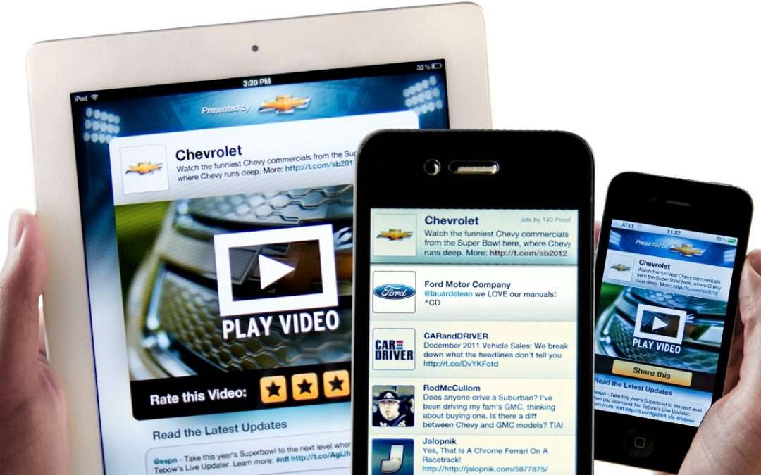 Executing Next Video Advertising And Marketing Campaign